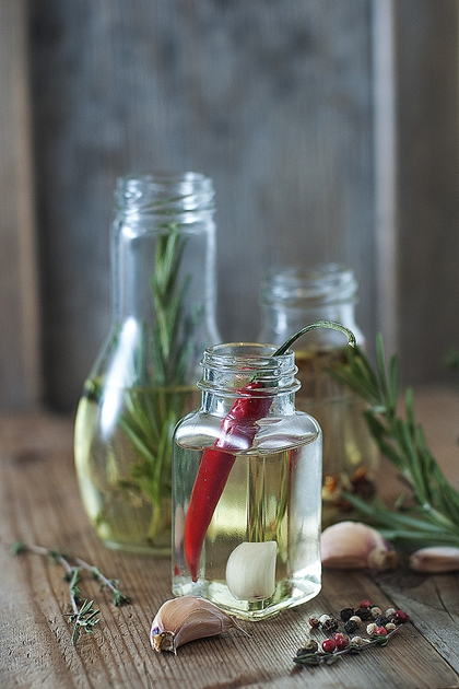 Picture for category Gourmet Oil Infusions