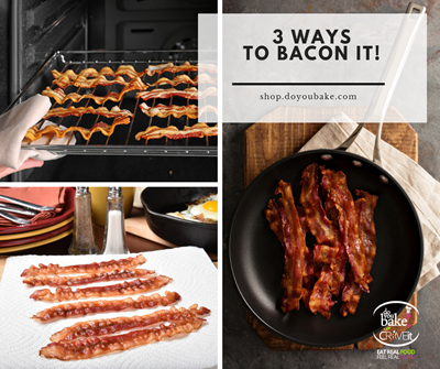 3 Ways to Cook Bacon