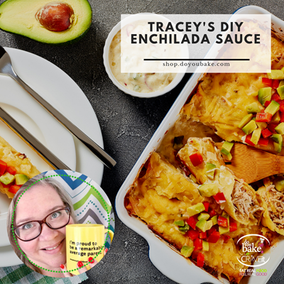 Mexican Food : A Way of Life for Tracey Walton