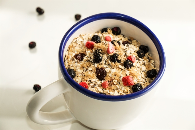 Picture for category Hot Breakfast  Bowls - Instant Quinoa & Oatmeal