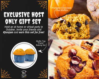 Host a Party In October : Our Host Gift