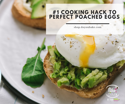 #1 Cooking Hack to Perfectly Poached Eggs