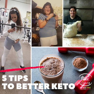 5 Tips to a Better KETO Experience
