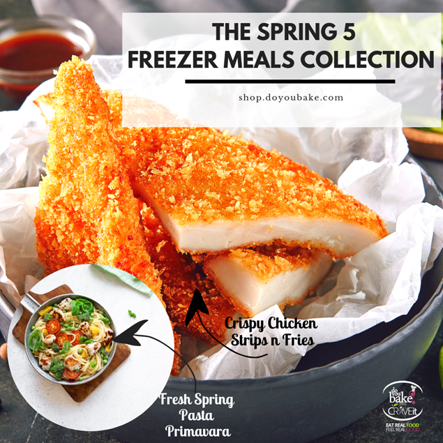 Picture of Easy Freezer Meal SPRING 5
