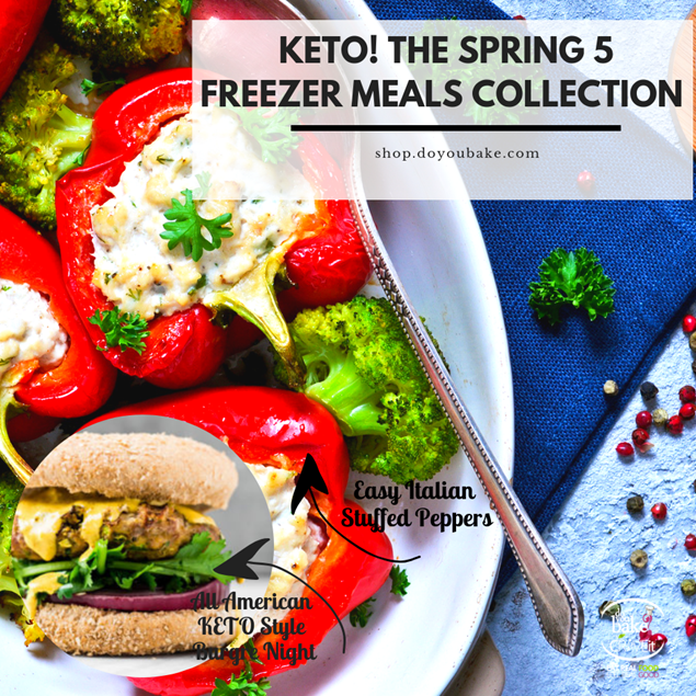 Picture of KETO Freezer Meal - SPRING 5
