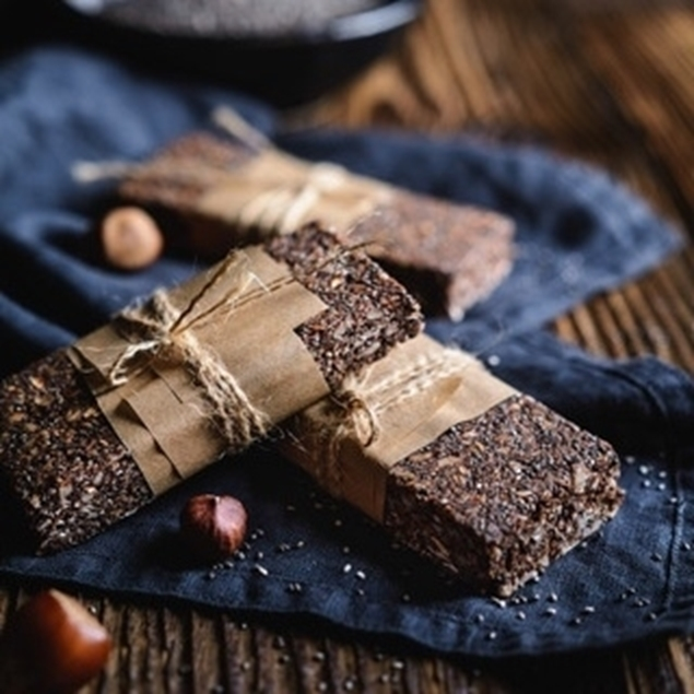 Picture of KETO Chocolate Coconut Protein Bars