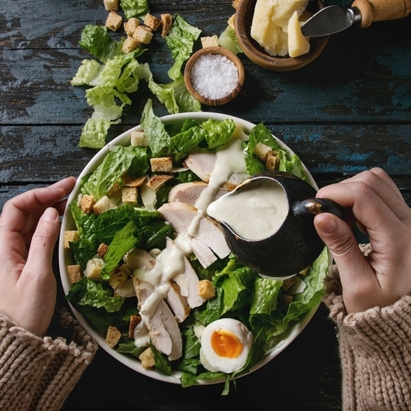 Picture of Creamy Caesar Salad Dressing