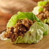 Picture of HOT Fried Vermicelli Bowl To… COLD Thai Lettuce Wraps