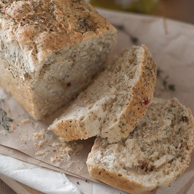 Picture of Totally Tuscan Beer Bread