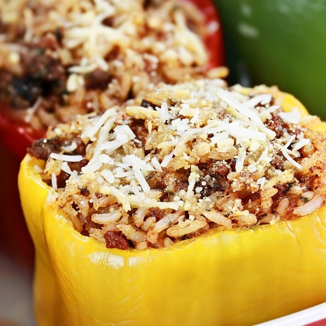 Picture of Stuffed Peppers