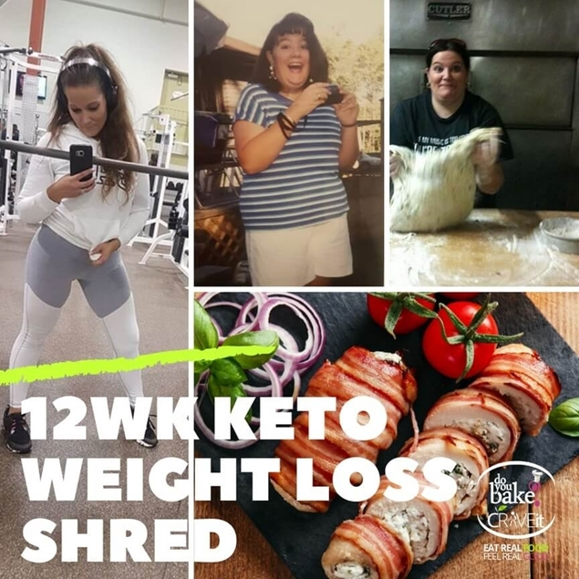 Picture of 12-Week KETO Weight Loss Shred