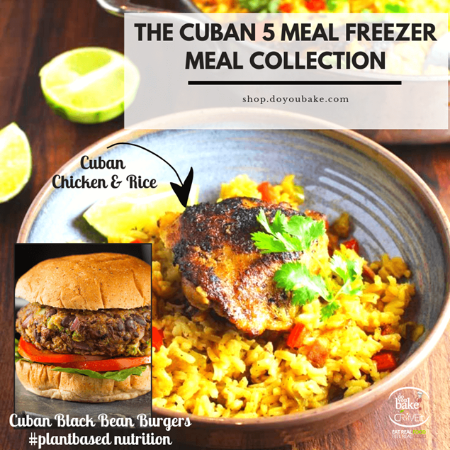 Picture of Cuban 5 : Freezer Meal Collection - Limited Edition