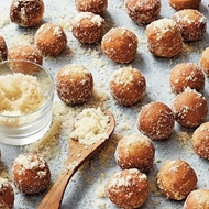 Picture of KETO Cinnamon Roll Donut Holes : August Special