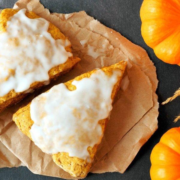 Picture of Pumpkin Spice Scones