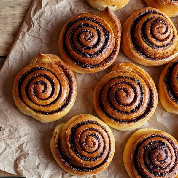 Picture of KETO Cinnamon Rolls