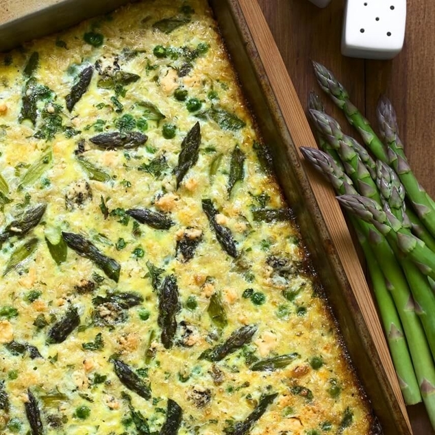 Picture of Green Rice Bake