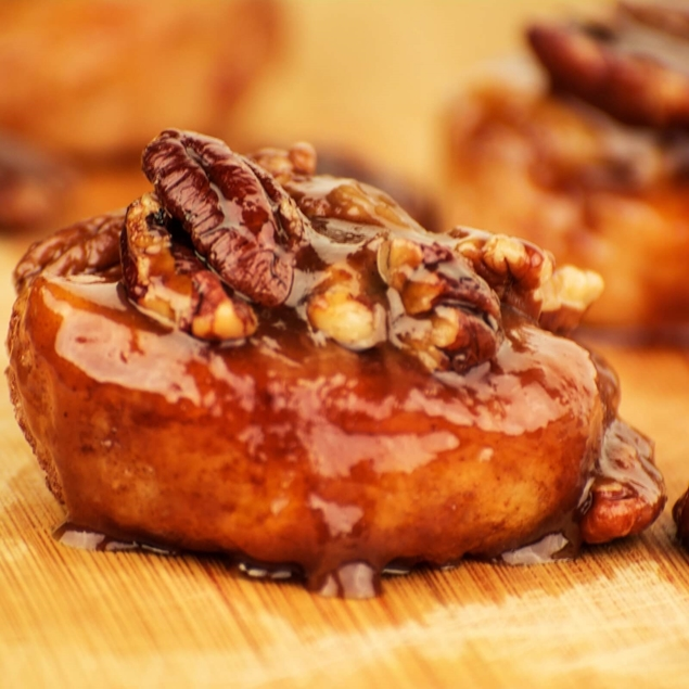 Picture of Sweet & Sticky Buns
