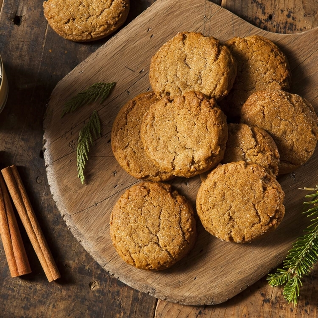 Picture of Gingersnap Cookies