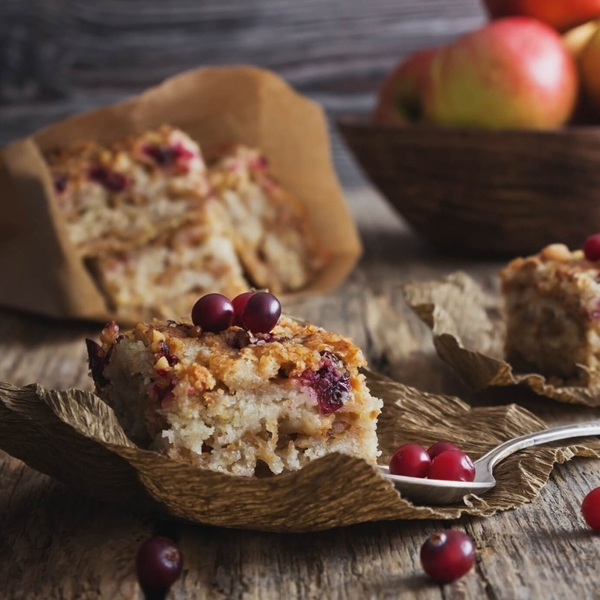 Picture of Cran Apple Snackin' Cake
