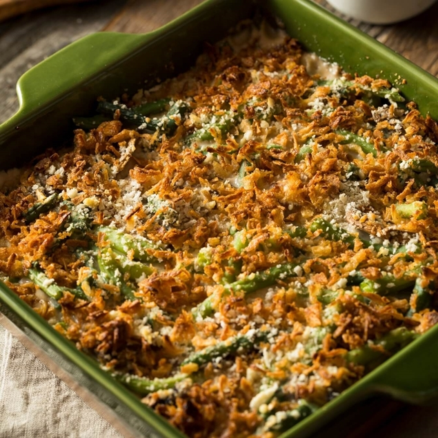 Picture of Green Bean Casserole