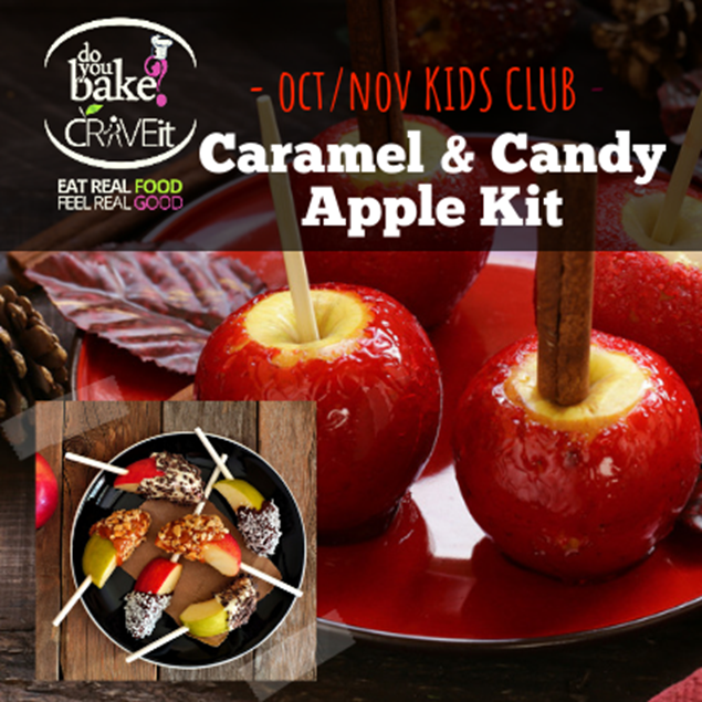 Picture of Kids Club: Candy and Caramel Apples