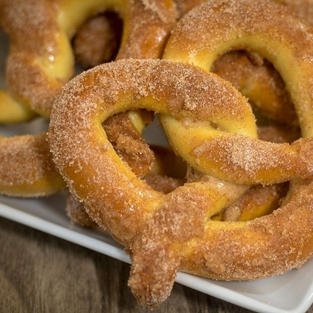 Picture of Soft Pretzels : French Toast
