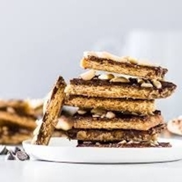 Picture of KETO Adaptogenic Toffee Chocolate Crunch