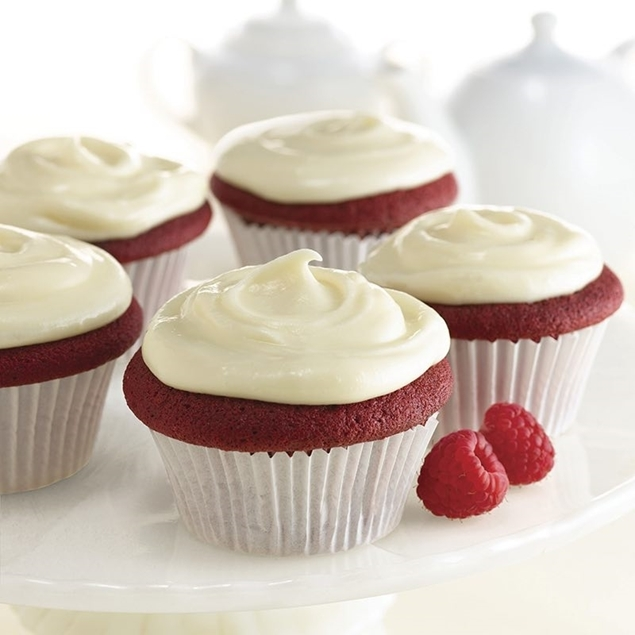 Picture of Gourmet Red Velvet Cupcakes